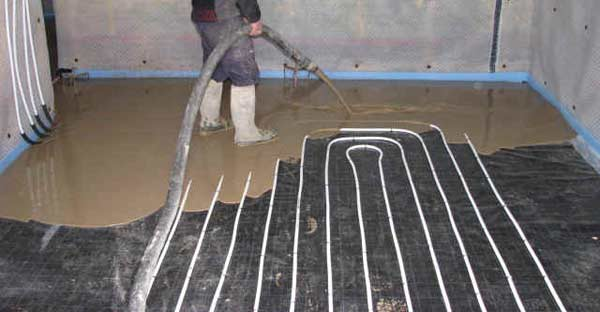 Commercial Flooring Screed Liquid Floor Screed
